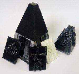 Свеча — Пирамида! Конструируйте модели для любой задачи.